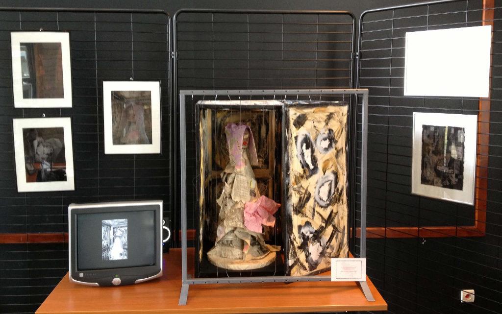 Anthony Guillermo vous présente son exposition artistique RELIEF