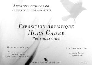 Exposition artistique Hors Cadre - Photographies